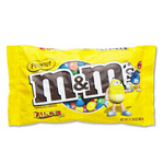 M & M's Milk Chocolate/Candy Coated Peanuts, 19.2 oz Pack