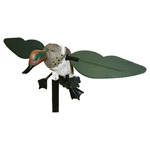 Mojo Outdoors Teal Duck Decoy