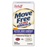 Move Free® Ultra Omega Joint Comfort Softgel, 30 Count