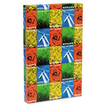 Mohawk/Strathmore Papers Color Copy Gloss Paper, 94 Brightness, 32lb, 17 x 11, Pure White, 500 Shts/Rm