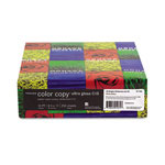 Mohawk/Strathmore Papers Color Copy Ultra Gloss Cover, 10 pt. Cover Weight, 8 1/2 x 11, 250 Sheets/Pack