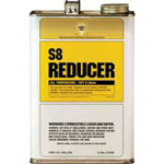 Magnet Paints Chassis Saver Reducer, Thins Chassis Saver Paint, 1 Gallon Can
