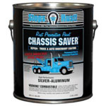 Magnet Paints Chassis Saver Paint, Stops and Prevents Rust, Sliver-Aluminum, 1 Gallon Can