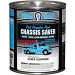 Magnet Paints Chassis Saver Paint, Stops and Prevents Rust, Sliver-Aluminum, 1 Quart Can