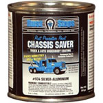 Magnet Paints Chassis Saver Paint, Stops and Prevents Rust, Sliver-Aluminum, 8 oz Can