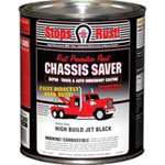 Magnet Paints Chassis Saver Paint, Stops and Prevents Rust, Gloss Black, 1 Quart Can