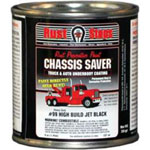 Magnet Paints Chassis Saver Paint, Stops and Prevents Rust, Gloss Black, 8 oz Can
