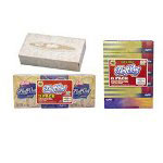 Marcal Fluff-Out 2-Ply 100% Recycled Facial Tissue, Pack of 6