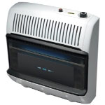 Mr. Heater Vent Free Garage Heater, 30,000 BTU/Hr. Nat. Gas