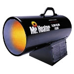 Mr. Heater MH125FAV Forced Air Propane Heater
