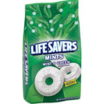 Mars Drinks Life Savers Mints, Wint-O-Green, 50 oz.