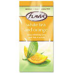 Mars Drinks White Tea With Orange, .08 oz., 100/Carton