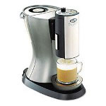 Mars Drinks Stainless Steel FLAVIA® Fusion Deluxe Drink Station, 6-Cup Coffee Maker