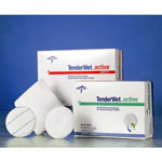 "Medline TenderWet Active - Dressing, Tenderwet, Cavity, 3"" x 8"", Pre-Wet"