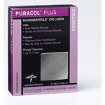 Medline Puracol Plus - Dressing, Collagen, Puracol Plus, 4.5Sq""