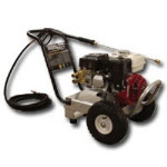 Mi-TM Work Pro Pressure Washer - 6.5 HP Honda OHV (Over Head Valve)