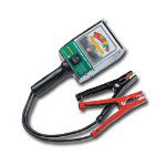Mountain 125 Amp Heavy Duty Battery Tester, 6 OR12 Volt