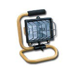 Mountain 500 Watt Hand Held Halogen Floodlight
