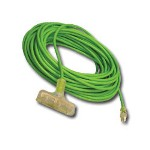Mountain 58100EC 100' Heavy Duty Extension Cord w/Lighted Plug