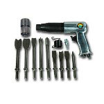 Mountain Hammer Air w/9 Piece Chisel Set