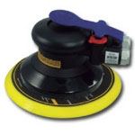 "Mountain 6"" Palm Finishing Sander - 3/32"" Stroke"