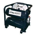 Mountain 4 Gallon Twin Tank Air Compressor
