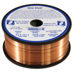 "Mountain .023"" Steel ER70S-6 Welding Wire 2 Lb. (4"" Spool)"