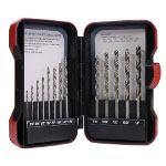Mountain 13 Piece High Speed Steel Drill Bit Set