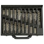 Mountain 170 Piece High Speed Steel Drill Bit Set