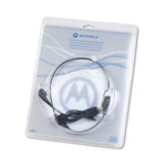 Motorola Optional Ultralight Headset/Microphone for AX , XTN , CLS Series Business Radios