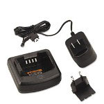 Motorola Two-Way Radio Two-Hour Rapid Charger Kit for RDX Series Radios