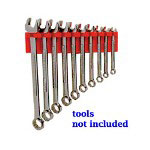 Mechanics Time Saver Rocket Red Wrench Holder 10 to 19 mm