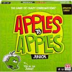 Mattel Apples To Apples Junior Party Game, 9 And Up