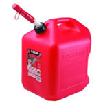 Midwest Can 5 Gallon Auto Shutoff Gasoline Can