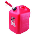 Midwest Can 6 Gallon Auto Shutoff Gasoline Can
