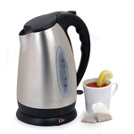 Maxi-Matic 1.7 Liter Stainless Steel Water Kettle