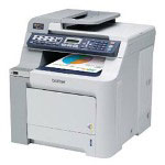 Brother MFC9440CN Color Multifunction Laser Printer with Networking