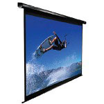 Elite Screens VMAX2 Series EZ Electric VMAX84XWV2 - Projection Screen (motorized) - 84 In