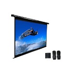 "Elite Screens VMAX2 Electric Projection Screen, 67"" x 90"""