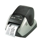 Brother P-Touch QL-570 Label Printer B/W Direct Thermal