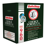 Safe Step® Pro Series 960 Choice Formula Ice Melt, 50lb Box, 48/Carton