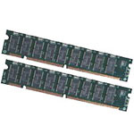 HP Memory - 1 GB : 2 x 512 MB - DIMM 168-pin - SDRAM