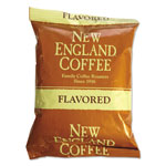 New England Coffee Coffee Portion Packs, Hazelnut Crème, 2.5 oz Pack, 24/Box