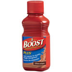 Nestle BOOST® Plus - Supplement, Boost Plus, Choc, 8Oz Bottle