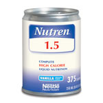 Nestle NUTREN® 1.5 - Nutren, 1.5, 250 Ml Can, Vanilla