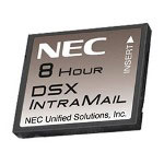 NEC 8 Hour Voice Mail DSX IntraMailPro 2 Port