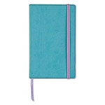 "Neenah Paper Astrobrights Journal, Ruled, 5 1/8"" x 8 1/4"", Teal, 120 Sheets"