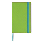 "Neenah Paper Astrobrights Journal, Ruled, 5 1/8"" x 8 1/4"", Green, 120 Sheets"