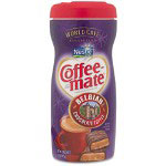 Coffee-Mate® World Café Belgian Chocolate Toffee Creamer, 16 oz Bottle
