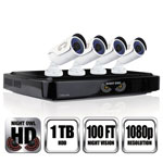 Night Owl 8 Channel 1080p HD Video Security DVR, 1080p Resolution